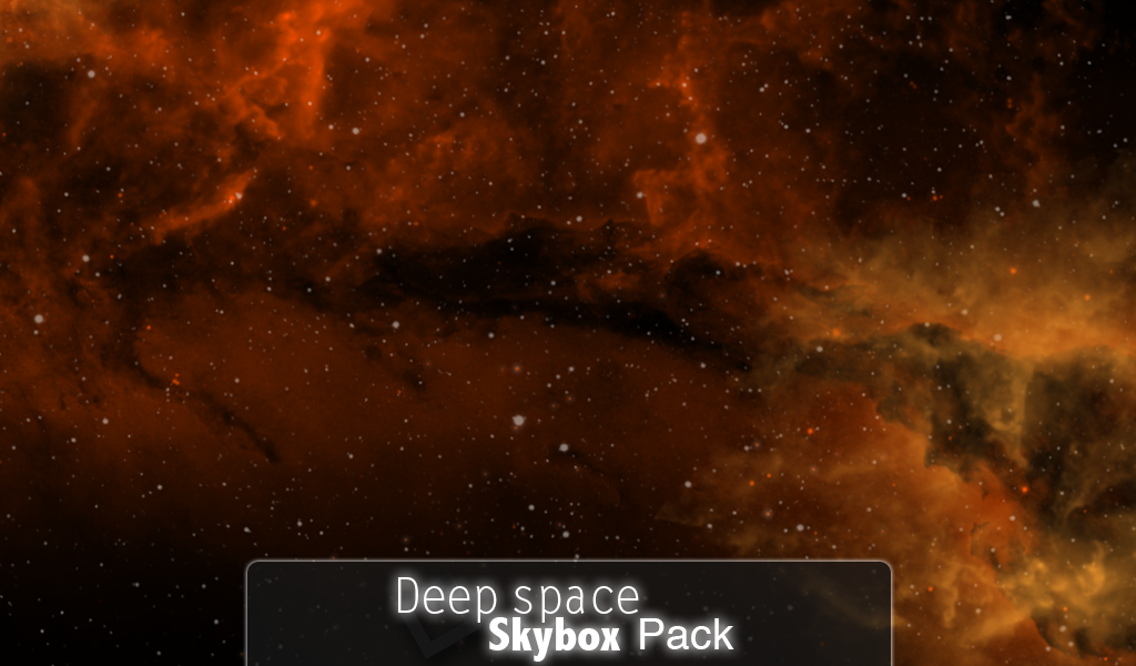 Space And Unity In Art : Announcing the deep space skybox asset pack for unity d