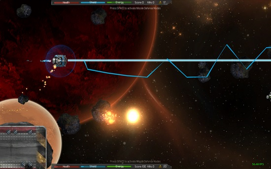 Unity 2d Space Shooter A Real Gui And Menu System