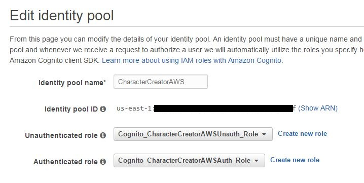 3.Get-Identity-Pool- Id-for-Cognito